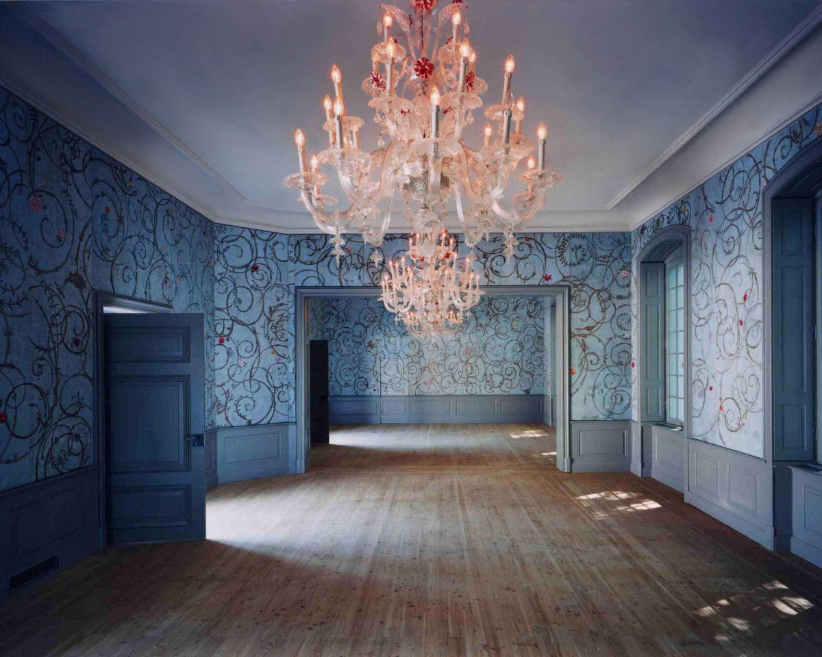 Wouter Dolk Banqueting Hall, Castle Benrath, 2001/2002