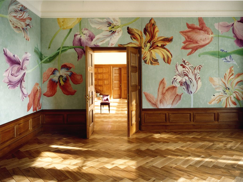 Music Room, Private Residence, Cologne, Germany, 2000