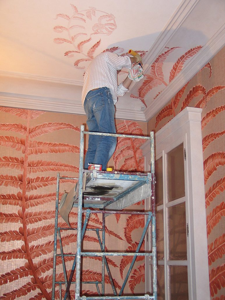 Installing, Ferns , 2005