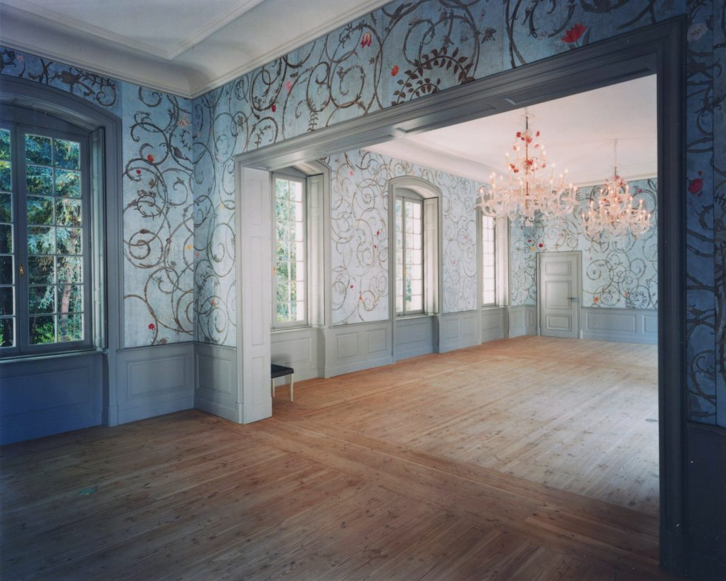 Banqueting Hall, Castle Benrath, 2001/2002 Wouter Dolk